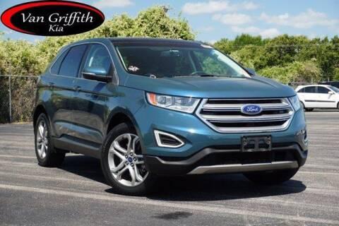 2016 Ford Edge for sale at Van Griffith Kia Granbury in Granbury TX