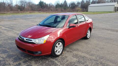 2009 Ford Focus for sale at Caruzin Motors in Flint MI