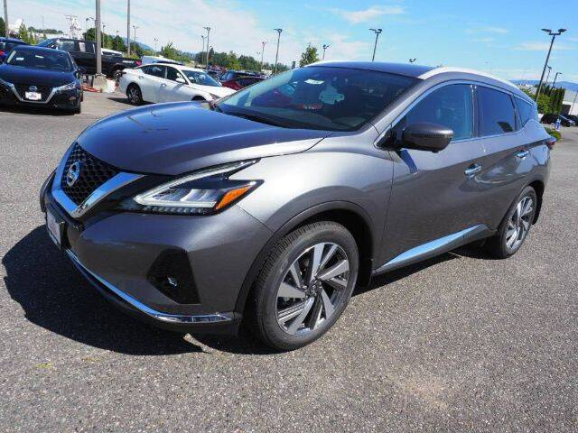 2020 Nissan Murano for sale at Karmart in Burlington WA