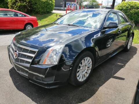 2010 Cadillac CTS for sale at KRIS RADIO QUALITY KARS INC in Mansfield OH