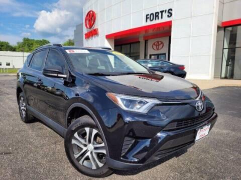 2016 Toyota RAV4 for sale at Auto Smart of Pekin in Pekin IL