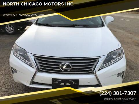 2015 Lexus RX 350 for sale at NORTH CHICAGO MOTORS INC in North Chicago IL