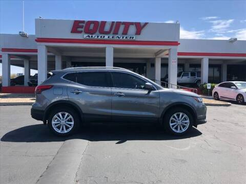 2018 Nissan Rogue Sport for sale at EQUITY AUTO CENTER in Phoenix AZ