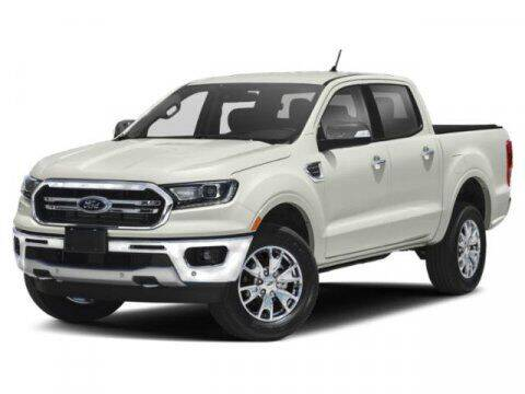 2020 Ford Ranger for sale at Hawk Ford of St. Charles in St Charles IL