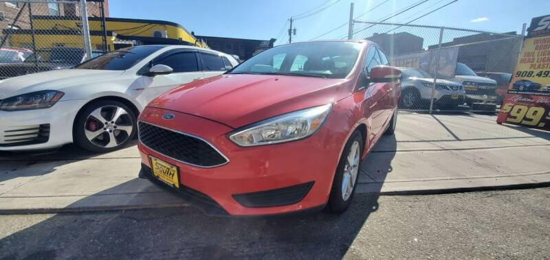 2015 Ford Focus for sale at South Street Auto Sales in Newark NJ