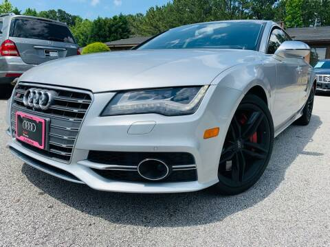 2013 Audi S7 for sale at Classic Luxury Motors in Buford GA