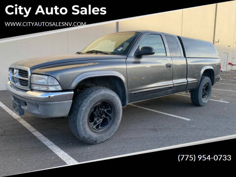 2001 Dodge Dakota for sale at City Auto Sales in Sparks NV