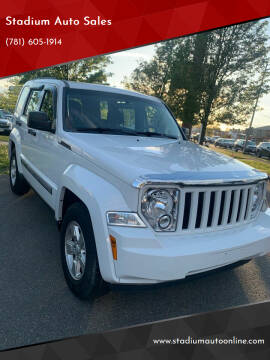 2011 Jeep Liberty for sale at Stadium Auto Sales in Everett MA