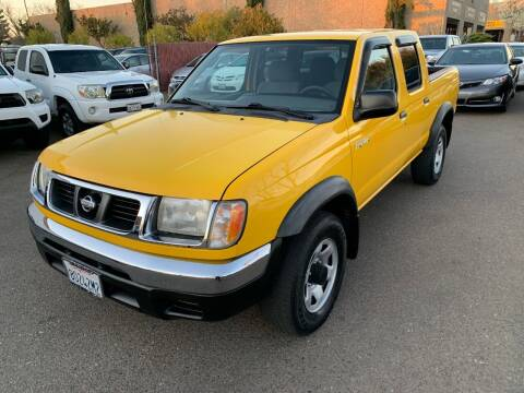 2000 Nissan Frontier for sale at C. H. Auto Sales in Citrus Heights CA