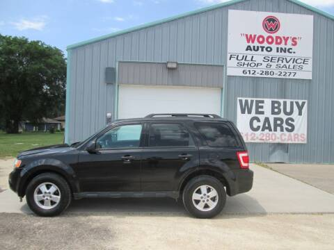 2011 Ford Escape for sale at Woody's Auto Sales Inc in Randolph MN