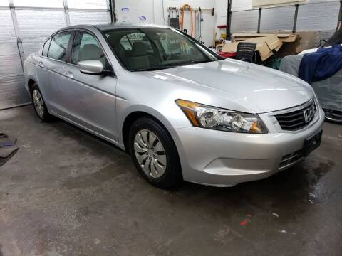 2009 Honda Accord for sale at Devaney Auto Sales & Service in East Providence RI