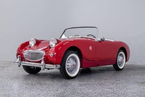 1959 Austin Bugeye Sprite