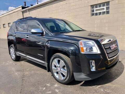 2015 GMC Terrain for sale at Richardson Sales & Service in Highland IN