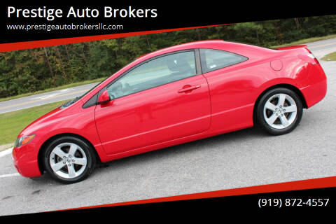 2006 Honda Civic for sale at Prestige Auto Brokers in Raleigh NC
