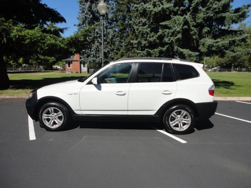 2005 BMW X3 for sale at TONY'S AUTO WORLD in Portland OR