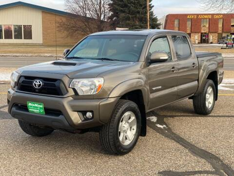 2015 Toyota Tacoma for sale at BISMAN AUTOWORX INC in Bismarck ND