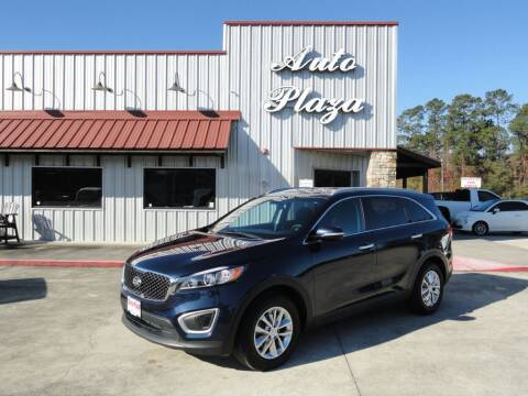 2018 Kia Sorento for sale at Grantz Auto Plaza LLC in Lumberton TX