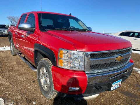 2009 Chevrolet Silverado 1500 for sale at RDJ Auto Sales in Kerkhoven MN