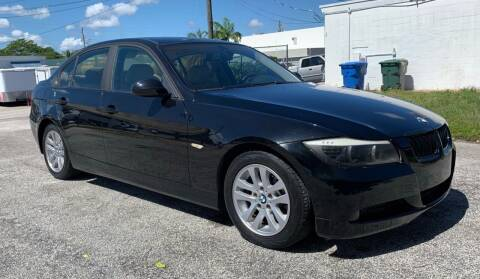 2006 BMW 3 Series for sale at FINE AUTO XCHANGE in Oakland Park FL