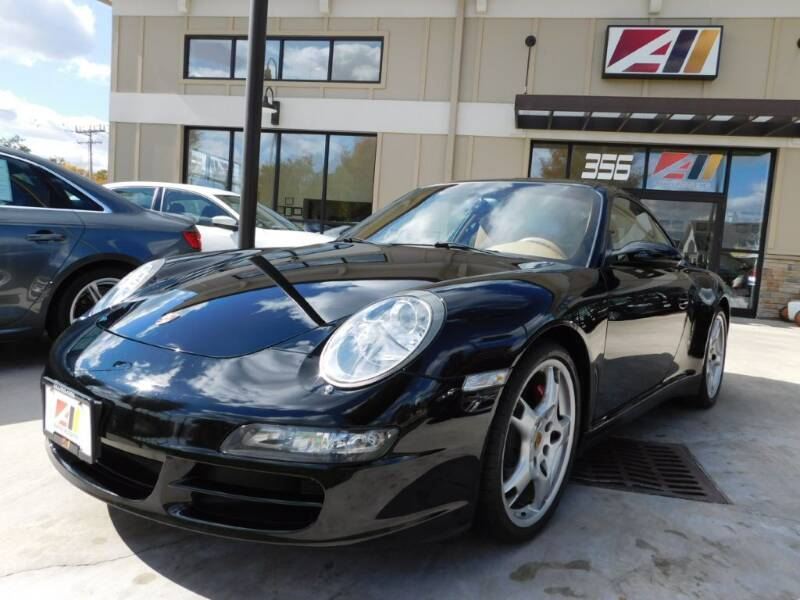 2007 Porsche 911 for sale at Auto Assets in Powell OH