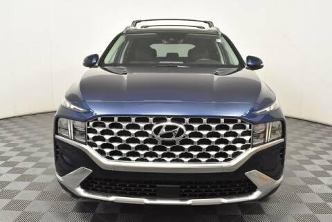 2021 Hyundai Santa Fe for sale at Southern Auto Solutions-Jim Ellis Hyundai in Marietta GA