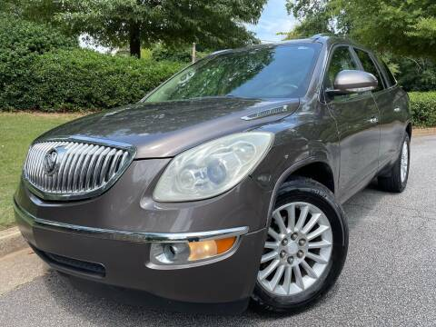 2008 Buick Enclave for sale at El Camino Auto Sales - Global Imports Auto Sales in Buford GA