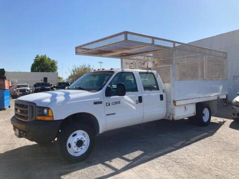 1999 Ford F-550 Super Duty for sale at Trade In Auto Sales in Van Nuys CA