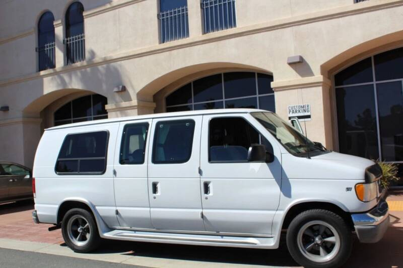 2001 Ford Rollalong E150 Conversion Van for sale at Rancho Santa Margarita RV in Rancho Santa Margarita CA