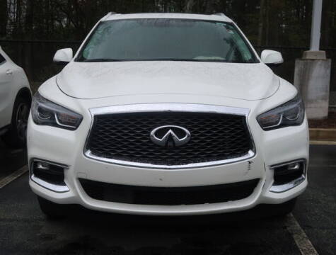 2017 Infiniti QX60 for sale at Southern Auto Solutions - BMW of South Atlanta in Marietta GA