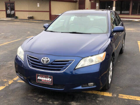 2008 Toyota Camry for sale at Anamaks Motors LLC in Hudson NH