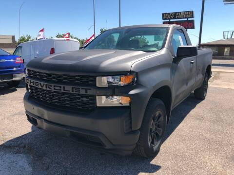 2020 Chevrolet Silverado 1500 for sale at Ital Auto in Oklahoma City OK