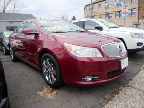2010 Buick LaCrosse for sale at M & R Auto Sales INC. in North Plainfield NJ