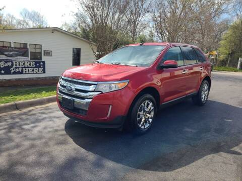 2011 Ford Edge for sale at TR MOTORS in Gastonia NC