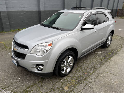 2013 Chevrolet Equinox for sale at APX Auto Brokers in Lynnwood WA