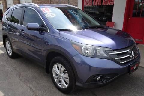 2014 Honda CR-V for sale at VISTA AUTO SALES in Longmont CO
