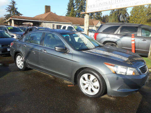 2008 Honda Accord for sale at Lino's Autos Inc in Vancouver WA