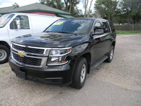 2020 Chevrolet Tahoe for sale at Cimino Auto Sales in Fountain CO
