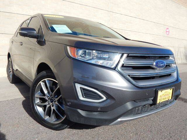 2016 Ford Edge for sale at Altitude Auto Sales in Denver CO