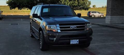 2015 Ford Expedition for sale at America's Auto Financial in Houston TX