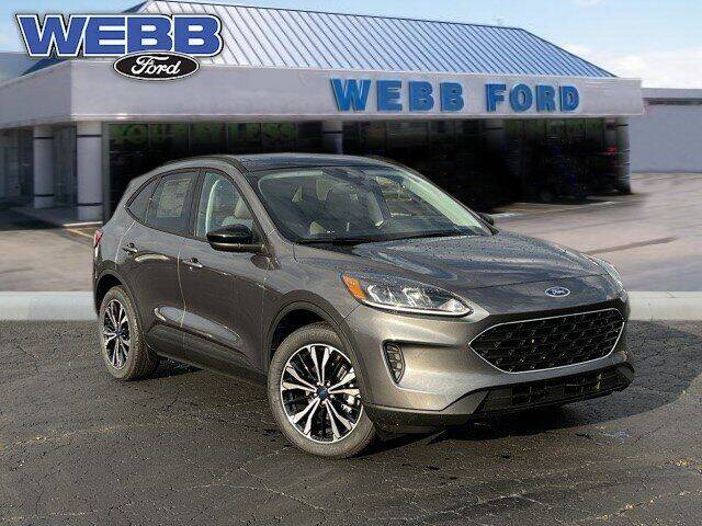2021 Ford Escape Hybrid for sale in Highland, IN