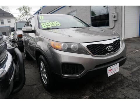 2011 Kia Sorento for sale at M & R Auto Sales INC. in North Plainfield NJ