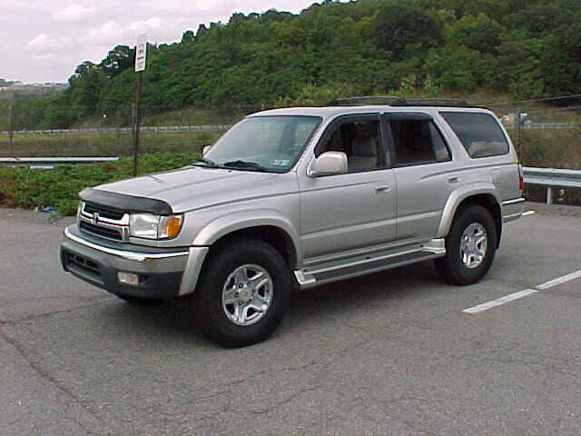 2001 Toyota 4Runner SR5 4WD 4dr SUV - Pittsburgh PA