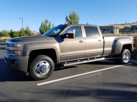 2015 Chevrolet Silverado 3500HD for sale at 916 Auto Mart ONLY $399 DOWN!!!* in Sacramento CA