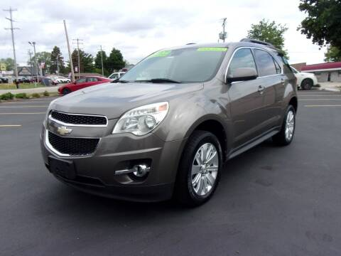 2011 Chevrolet Equinox for sale at Ideal Auto Sales, Inc. in Waukesha WI