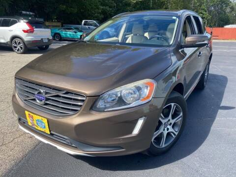 2014 Volvo XC60 for sale at Granite Auto Sales in Spofford NH
