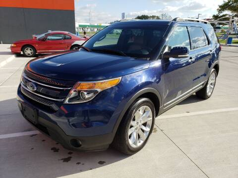 2012 Ford Explorer for sale at Auto Hub in Grandview MO