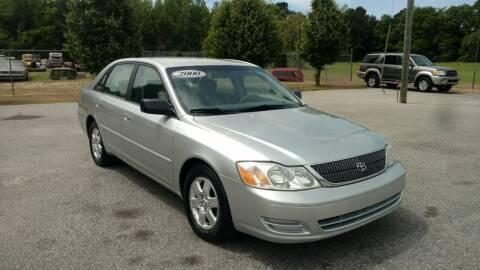 2000 Toyota Avalon for sale at Kelly & Kelly Supermarket of Cars in Fayetteville NC