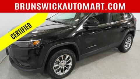 2019 Jeep Cherokee for sale at Brunswick Auto Mart in Brunswick OH