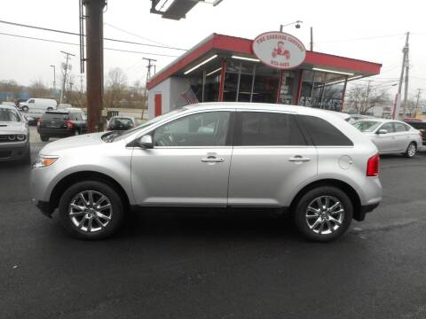 2013 Ford Edge for sale at The Carriage Company in Lancaster OH