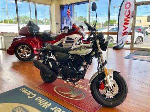 2020 Kymco SPADE 150i for sale at Richardson Sales & Service in Highland IN